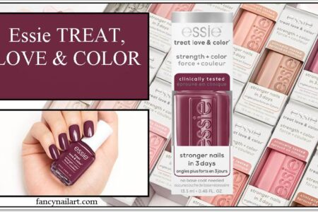 Essie Treat Love & Color Collection Review - Nail Color & Nail Care